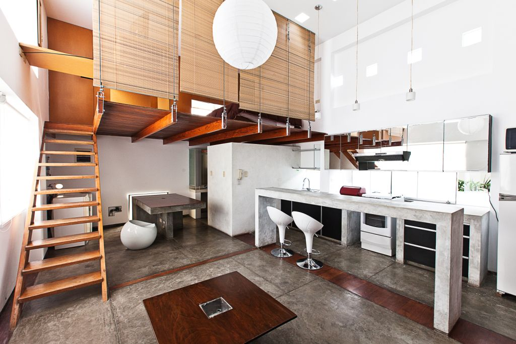 Proyectos de arquitectura y construcci n en per for Diseno de apartamentos industriales