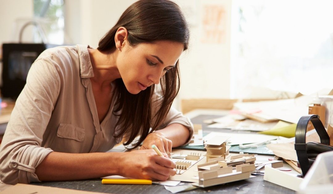 Las diferencias entre un arquitecto, diseñador y dibujante