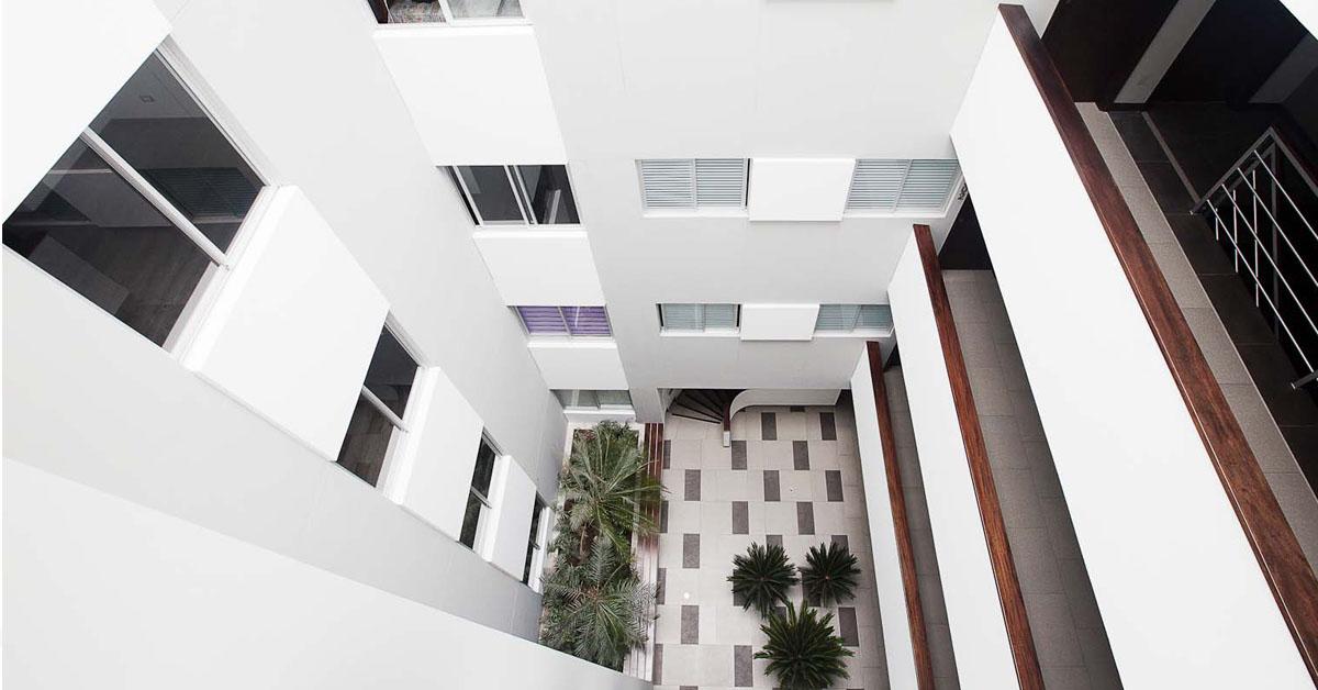 Dise o de edificio multifamiliar orrantia 1039 for Diseno de edificios