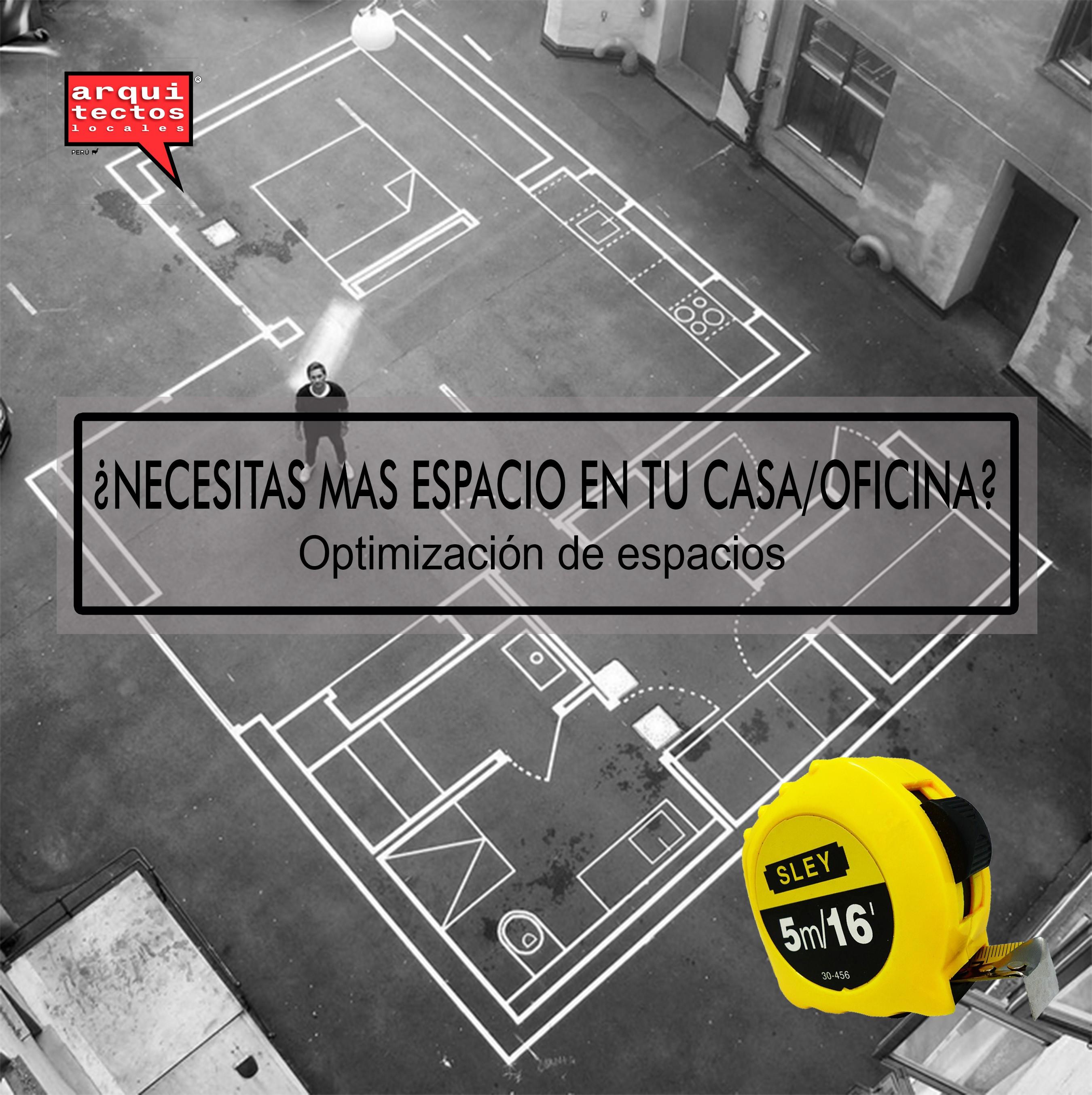 Diseño y construcción en espacios reducidos